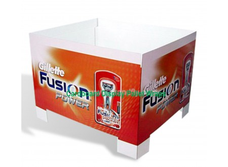 DISPLAY CESTO - Cardboard Display Pallet Wraps