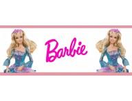 Faixa decorativa teen Barbie clean