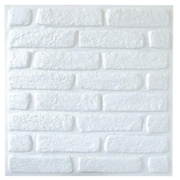 Revestimento 3d tijolinho parede ou forro placa - Placas para decorar paredes ...
