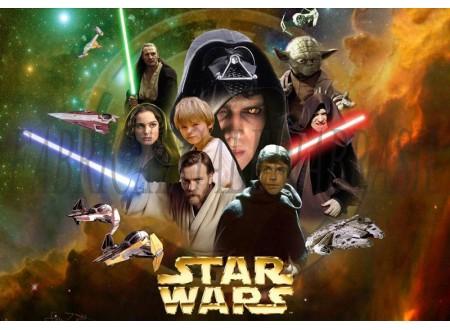 Adesivo notebook STAR WARS 2