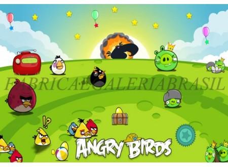 adesivo notebook angry birds