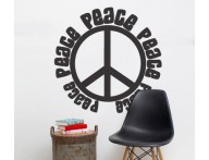 ADESIVO PEACE
