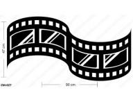 Adesivo fita de filme