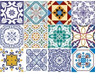 Adesivo azulejo português 11