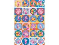 Azulejo cartela coleção infantil Pooh