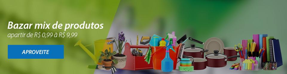 Bazar mix de produtos